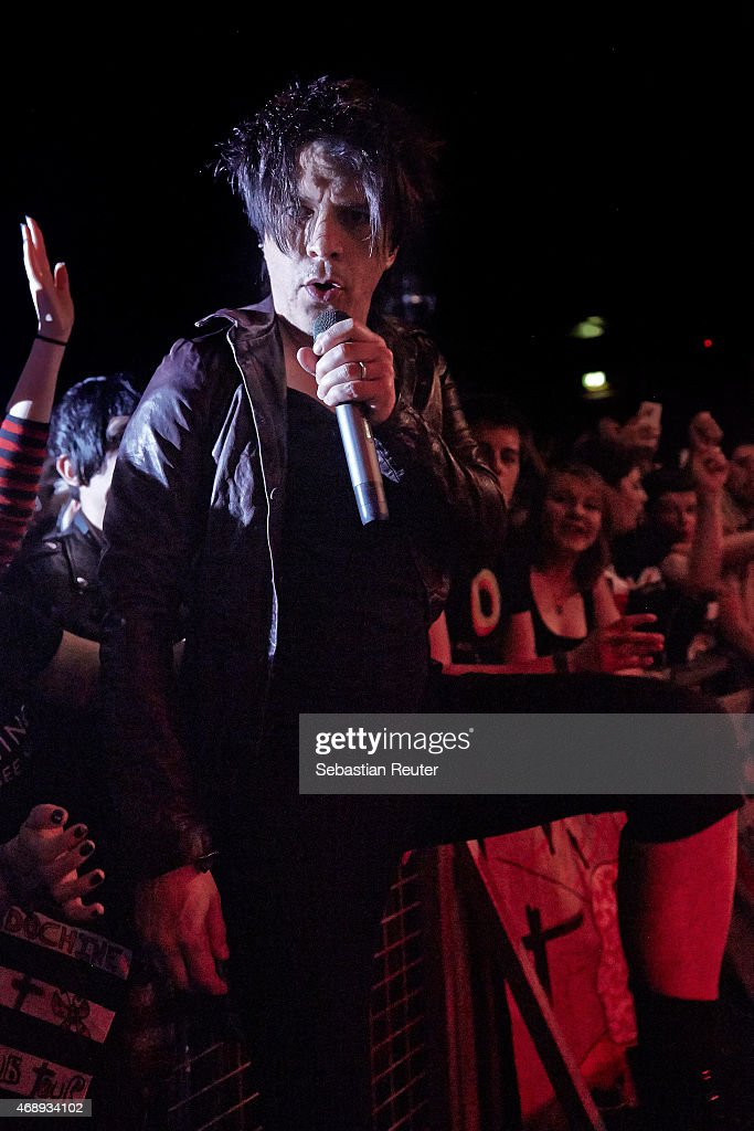 Indochine Perform In Berlin