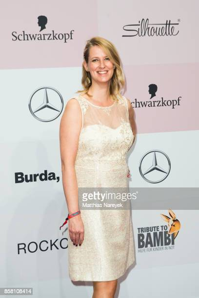 Nicola Surholt attends the Tribute To Bambi at Station on October 5 2017 in Berlin Germany