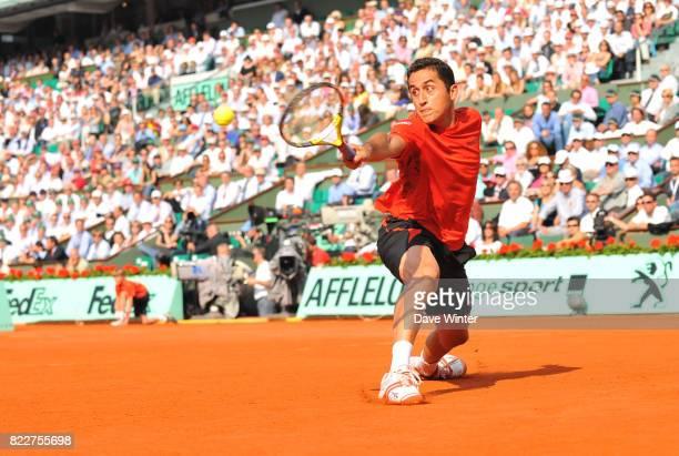 Nicolas ALMAGRO Roland Garros 2010