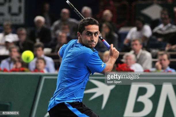 Nicolas ALMAGRO BNP Paribas Masters 1000 Paris Bercy