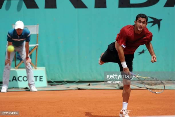 Nicolas ALMAGRO Roland Garros 2009