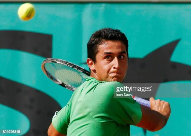 Nicolas ALMAGRO Roland Garros 2008 Jour 6