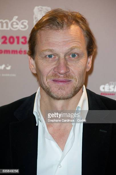 Nicolas Altmayer attends the Cesar 2013 Nominee Lunch at Le Fouquet's in Paris