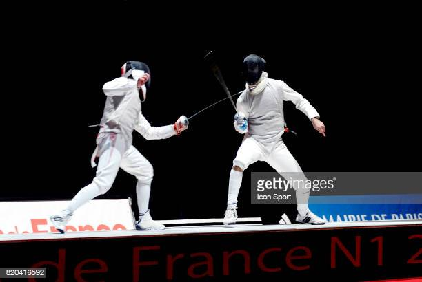 Nicolas BEAUDAN / Gregory KOENG Finale Fleuret Homme Championnat de France N1 Paris
