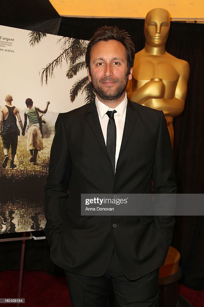 Nicolas Bulduc of the film 'War Witch' attends the 85th annual Academy Awards Foreign Language Film Award photoop held at the Dolby Theatre on...