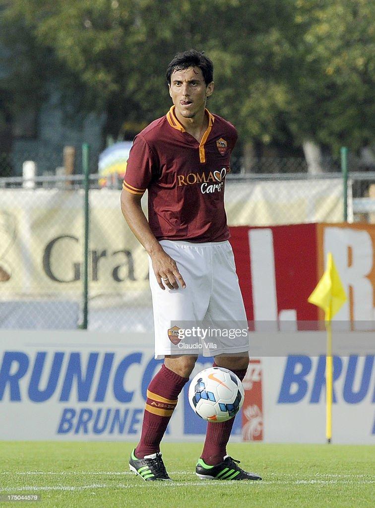 AS Roma v Bursaspor Kulubu - Pre-Season Friendly