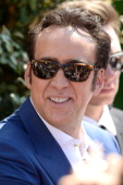 Nicolas Cage arrives ahead of the 'Joe' Photocall during The 70th Venice International Film Festival at Palazzo del Casino on August 30 2013 in...