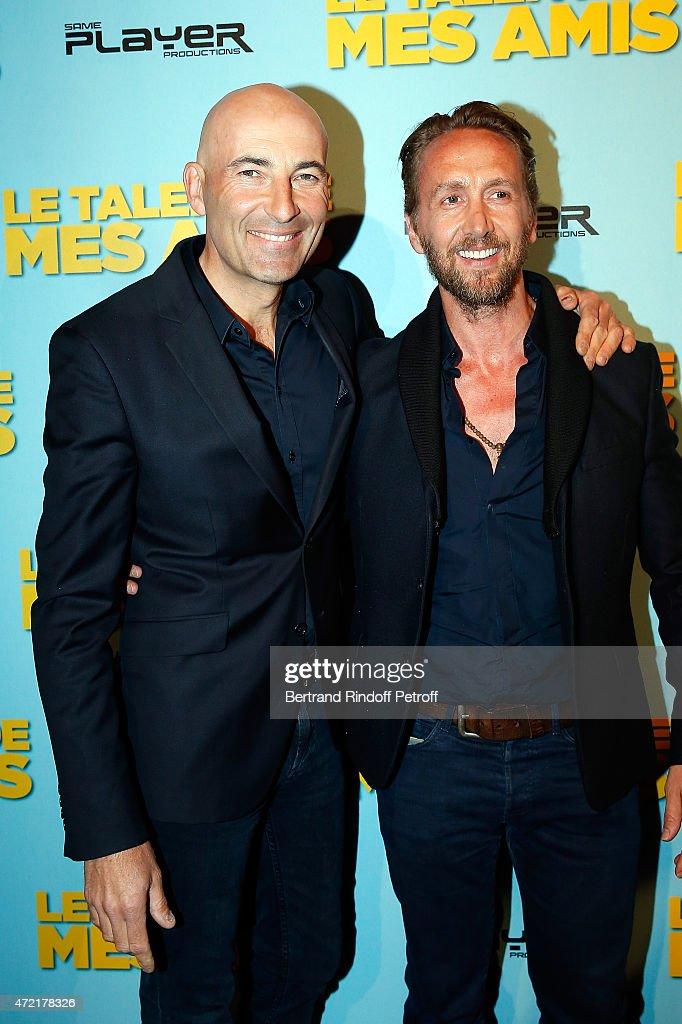 'Le Talent De Mes Amis' Paris Premiere At Bobino
