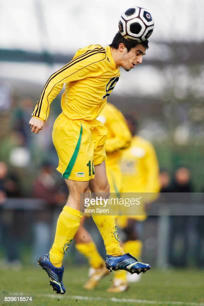Nicolas CAVANIOL Rennes / Nantes 280207 16eme de finale de la coupe GAMBARDELLA