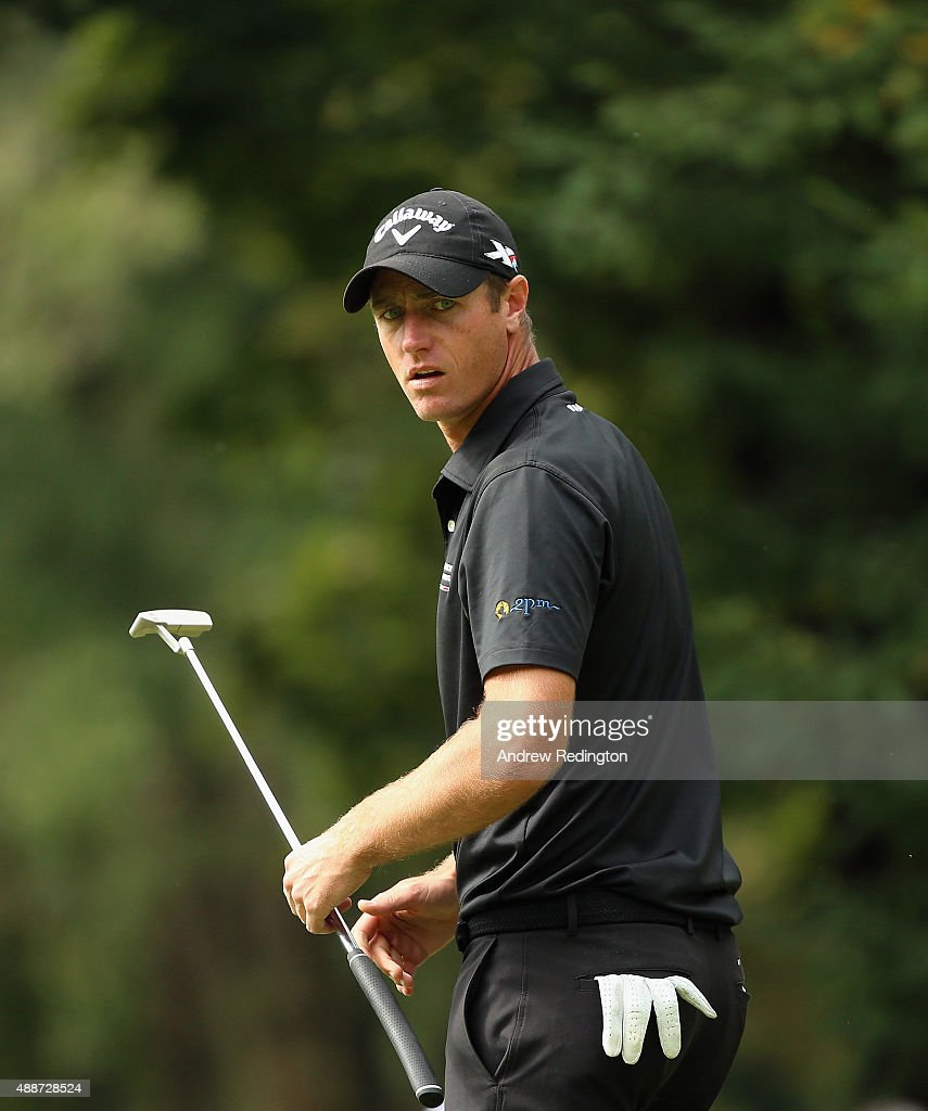 72nd Open d'Italia - Day One