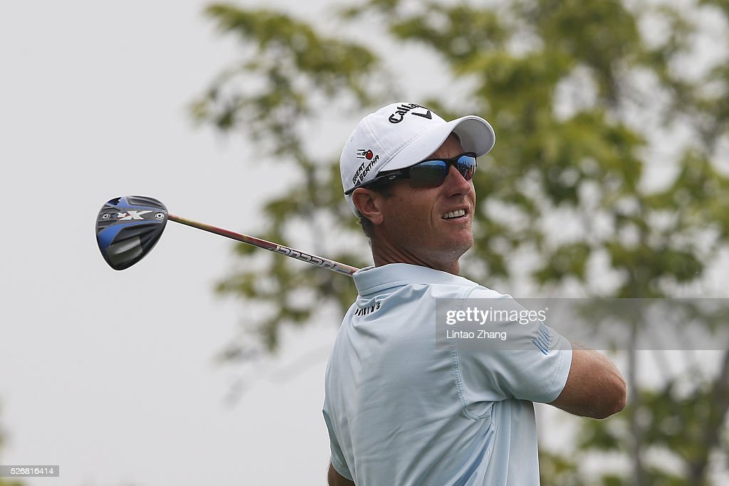 <a gi-track='captionPersonalityLinkClicked' href=/galleries/search?phrase=Nicolas+Colsaerts&family=editorial&specificpeople=216573 ng-click='$event.stopPropagation()'>Nicolas Colsaerts</a> of Belgium plays a shot during the final round of the Volvo China open at Topwin Golf and Country Club on May 1, 2016 in Beijing, China.