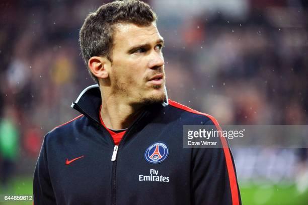 Nicolas DOUCHEZ PSG / SaintEtienne 35e journee de Ligue 1 Photo Dave Winter / Icon Sport