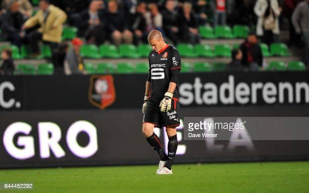 Nicolas DOUCHEZ Rennes / Auxerre 8eme Journee de Ligue 1 Rennes Photo Dave Winter / Icon Sport