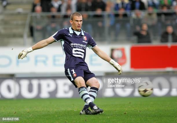 Nicolas DOUCHEZ Rennes / Lyon 8e journee Ligue 1 Photo Dave Winter / Icon Sport