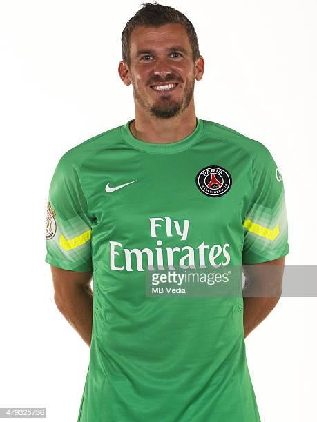 Nicolas DOUCHEZ Portrait Officiel Paris Saint Germain Photo Gavelle / PSG / Icon Sport/MB Media
