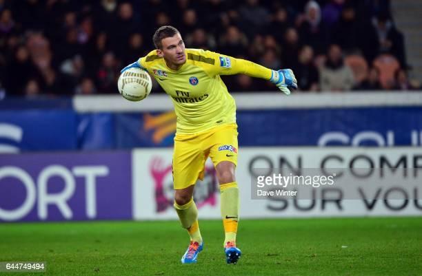 Nicolas DOUCHEZ Paris Saint Germain / Saint Etienne 1/8Finale Coupe de la Ligue Photo Dave Winter / Icon Sport