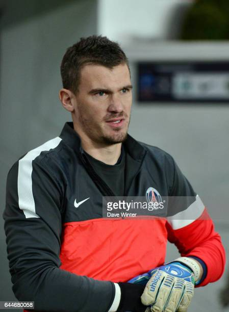 Nicolas DOUCHEZ PSG / Toulouse 16eme de finale Coupe de France Photo Dave Winter / Icon Sport