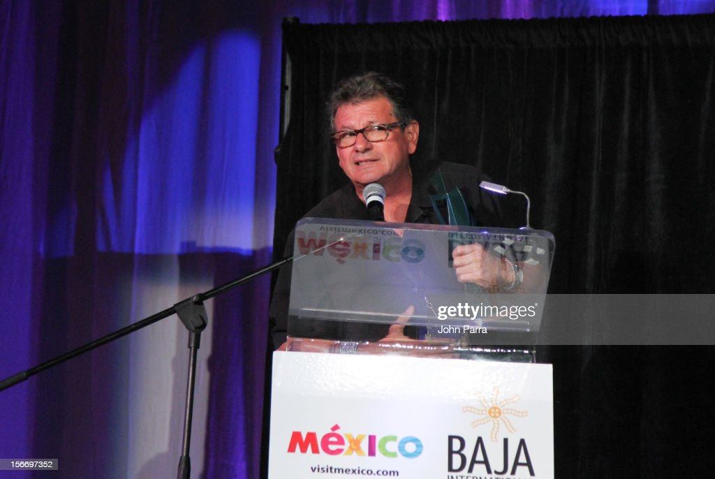 Nicolas Echevarria attends the Closing Night Gala during the Baja International Film Festival at Los Cabos Convention Center on November 17, 2012 in Cabo San Lucas, Mexico.