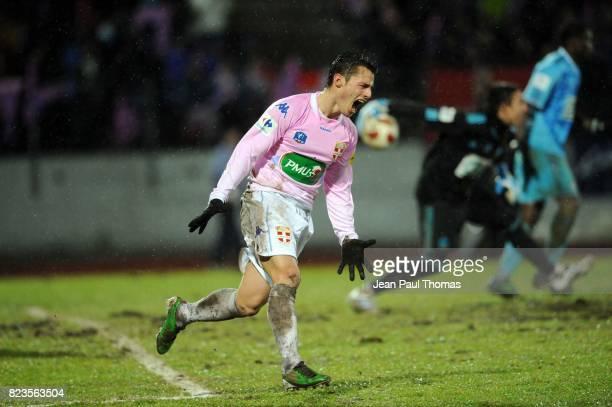 Nicolas FARINA Evian Thonon / Marseille 32e Finale Coupe de France