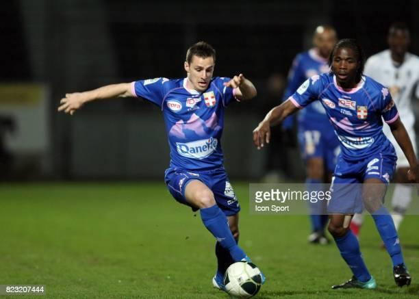 Nicolas FARINA Angers / Evian Thonon 28e journee Ligue 2