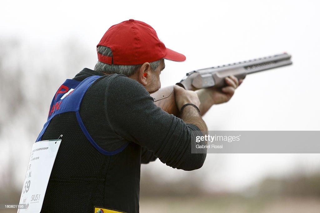 World Championship Shotgun - Day 1 | Getty Images