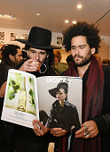 Dedicate Magazine 36 and Paul Smith Party at Paul Smith...