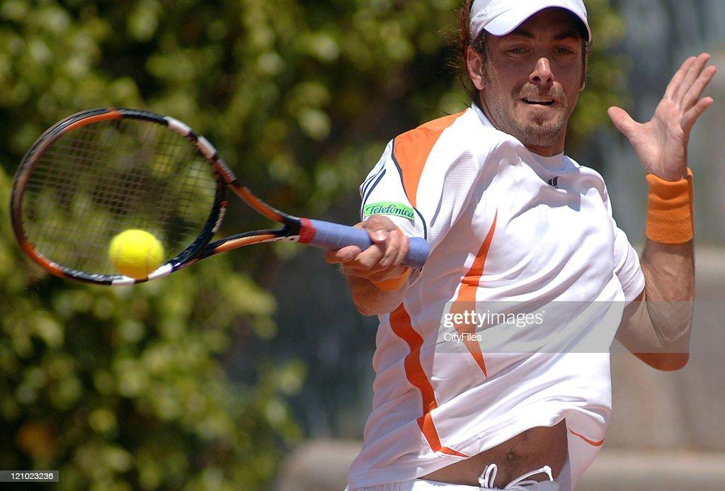ATP - 2006 Estoril Open - Second Round - Justin Gimelstob vs Nicolas Massu