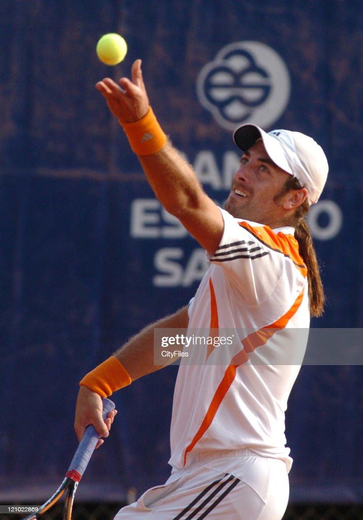 ATP - 2006 Estoril Open - First Round - Reamon Sluiter vs. Nicolas Massu