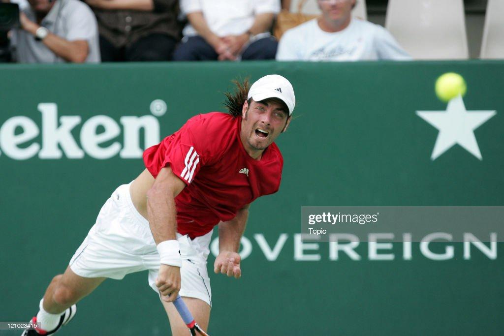 ATP - 2007 Heineken Open - Day 3