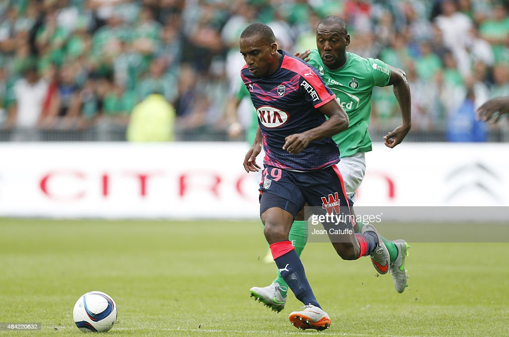 AS Saint-Etienne v FC Girondins de Bordeaux  Ligue 1