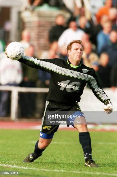 Nicolas Nielsen B93 goalkeeper