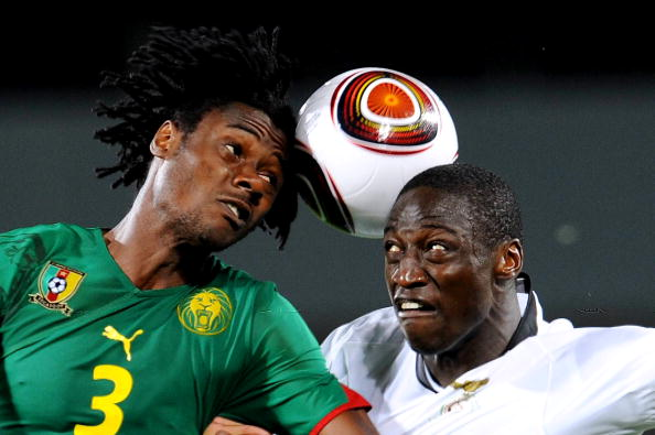 Cameroon v Zambia Group D - African Cup of Nations : News Photo