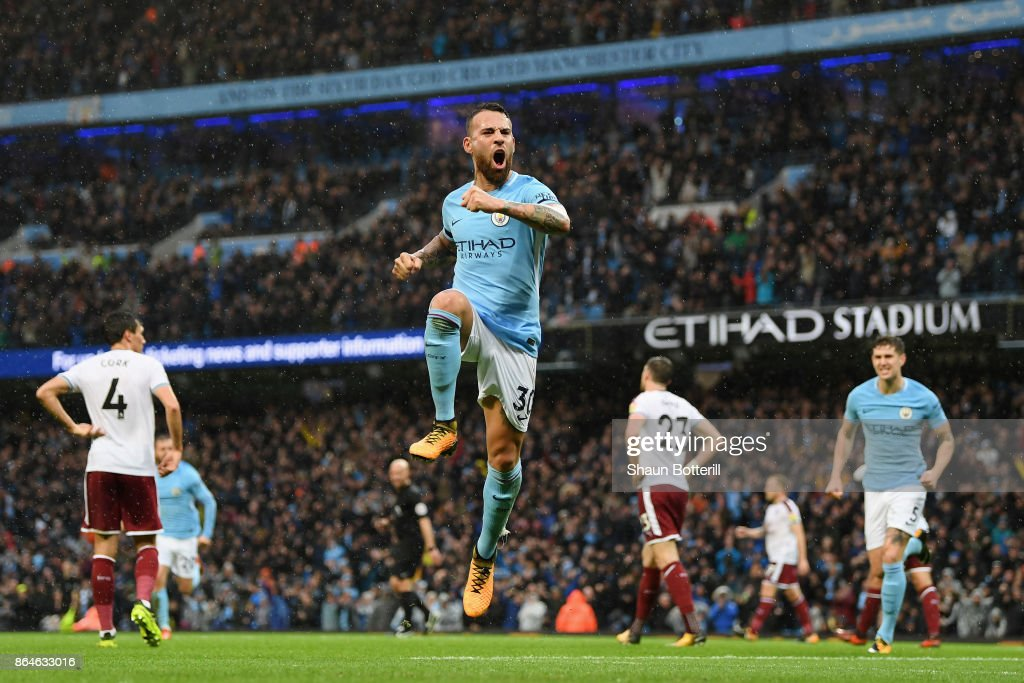 Manchester City v Burnley - Premier League