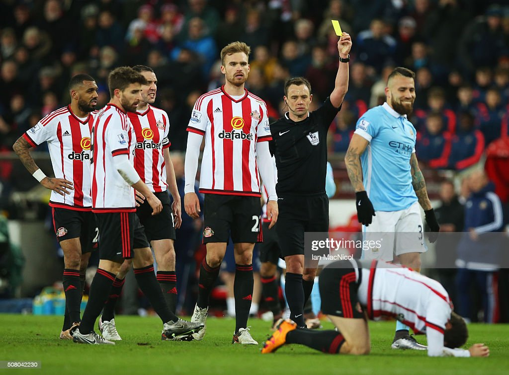 Sunderland v Manchester City - Premier League