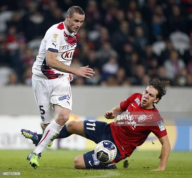 Lucas Moura Of Psg In Action During The Ligue 1 Match: Nicolas Pallois Photos Et Images De Collection