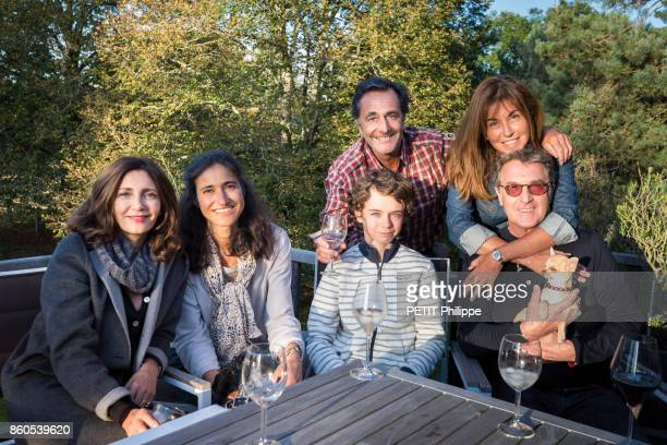 VILLOINGS SOLOGNE FRANCE SEPTEMBER 15 Nicolas Vanier is photographed for Paris Match on September 15 2017 at his home in Villoings Sologne with the...