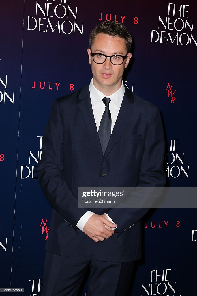 <a gi-track='captionPersonalityLinkClicked' href=/galleries/search?phrase=Nicolas+Winding+Refn&family=editorial&specificpeople=5498587 ng-click='$event.stopPropagation()'>Nicolas Winding Refn</a> arrives for the UK Premiere of The Neon Demon on May 31, 2016 in London, United Kingdom.