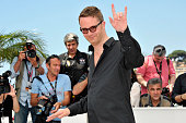 Nicolas Winding Refn at the photo call for 'Drive' during the 64th Cannes International Film Festival