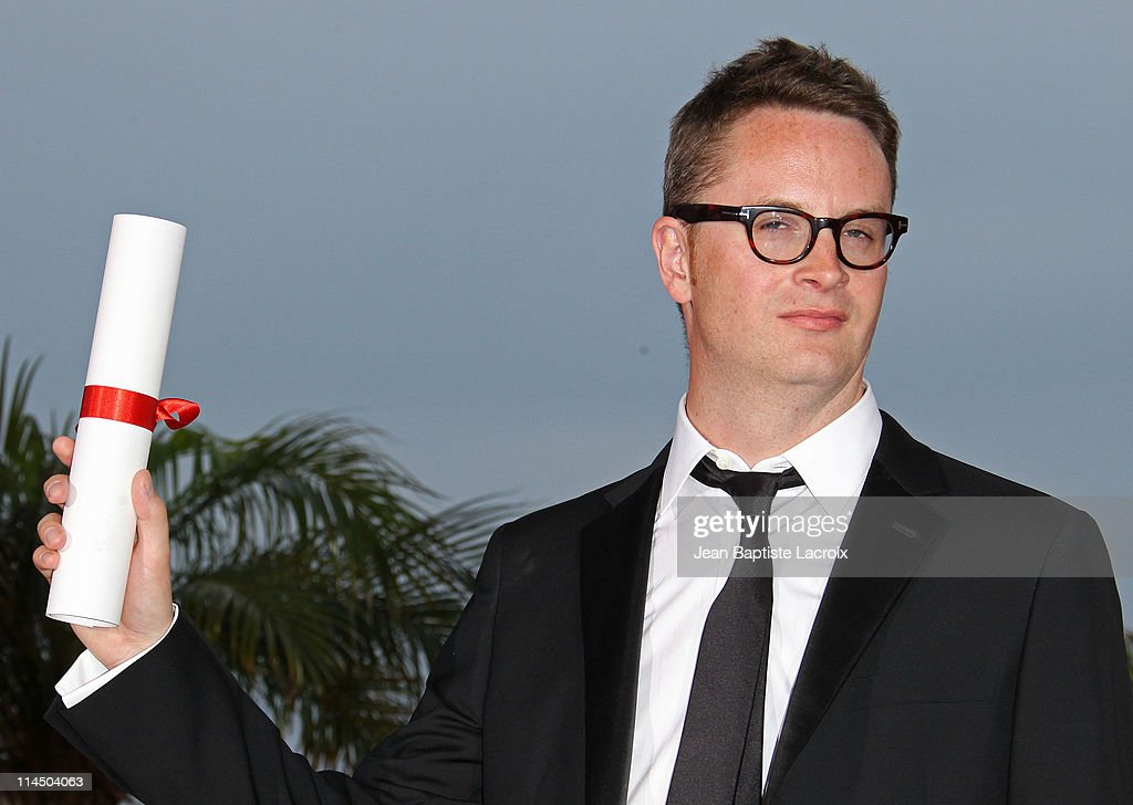 Nicolas Winding Refn attends the Palme D'Or Winners Photocall at the 64th Annual Cannes Film Festival at Palais des Festivals on May 22, 2011 in Cannes, France.
