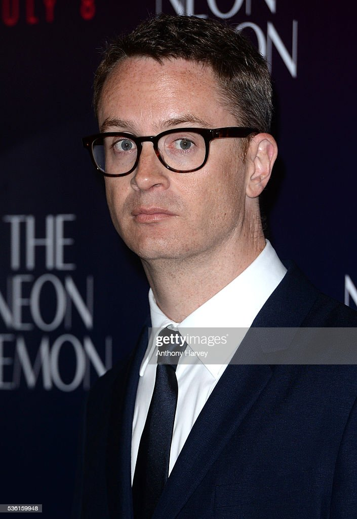 <a gi-track='captionPersonalityLinkClicked' href=/galleries/search?phrase=Nicolas+Winding+Refn&family=editorial&specificpeople=5498587 ng-click='$event.stopPropagation()'>Nicolas Winding Refn</a> attends the UK Premiere of The Neon Demon on May 31, 2016 in London, United Kingdom.