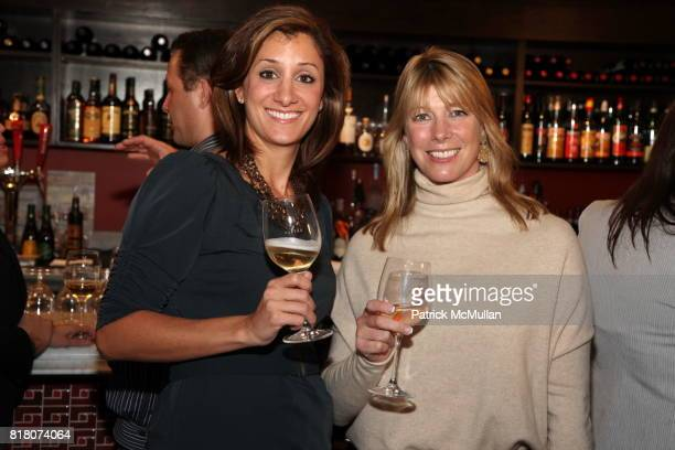 Nicole Amico and Kelly Schutte attend Epicurious 15th Anniversary Dinner at Eataly on September 29 2010 in New York City