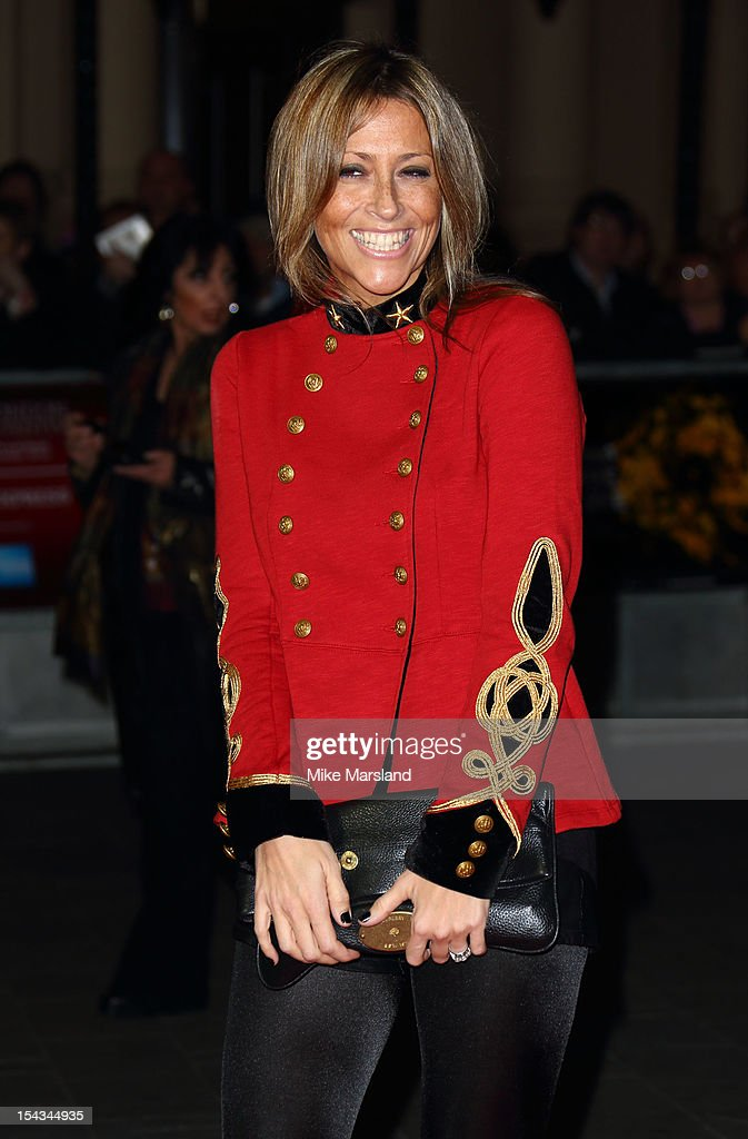 Nicole Appleton attends the Premiere of 'Crossfire Hurricane' during the 56th BFI London Film Festival at Odeon Leicester Square on October 18, 2012 in London, England.