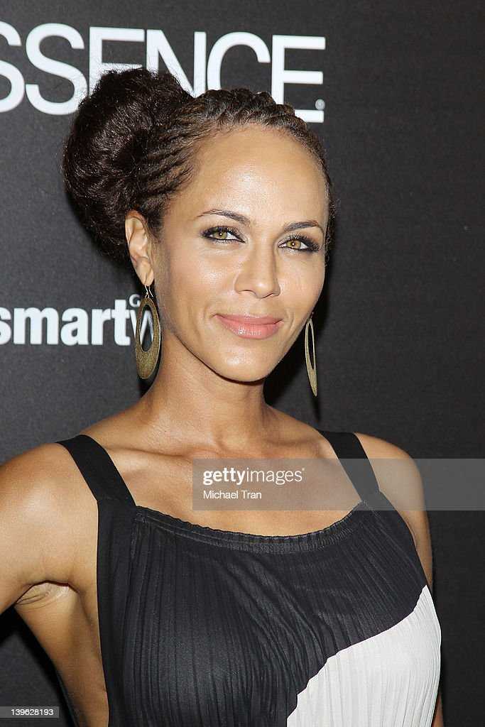<a gi-track='captionPersonalityLinkClicked' href=/galleries/search?phrase=Nicole+Ari+Parker&family=editorial&specificpeople=884033 ng-click='$event.stopPropagation()'>Nicole Ari Parker</a> arrives at the 5th Annual ESSENCE Black Women In Hollywood luncheon held at Beverly Hills Hotel on February 23, 2012 in Beverly Hills, California.