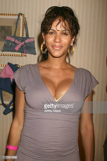 Nicole Ari Parker during Jayneoni's PreMTV Movie Awards Birthday and Fashion Bash at Park Hyatt Hotel in Los Angeles California United States