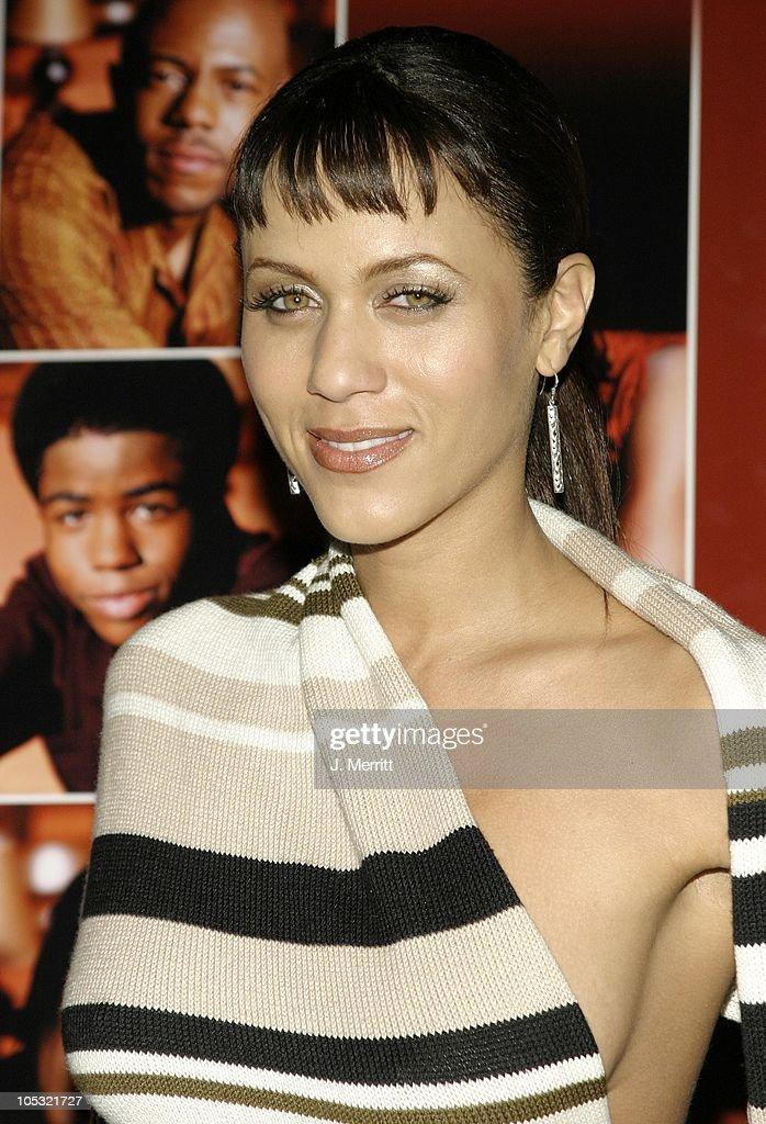 Nicole Ari Parker during The Premiere Screening of the Original Series 'Soul Food' at Directors Guild of America Theatre in Los Angeles California...