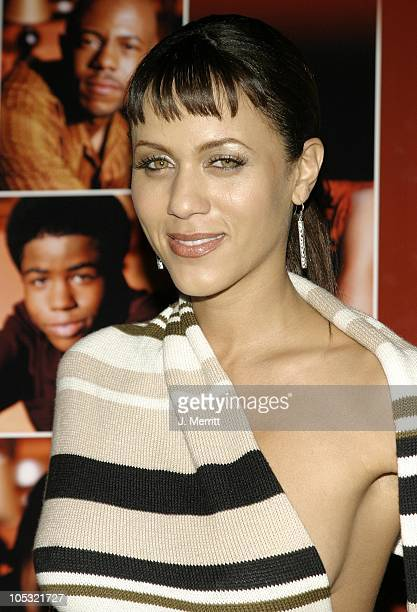 Nicole Ari Parker during The Premiere Screening of the Original Series 'Soul Food' at Directors Guild of America Theatre in Los Angeles California...