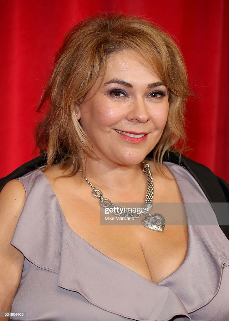 Nicole Barber Lane attends the British Soap Awards 2016 at Hackney Empire on May 28, 2016 in London, England.