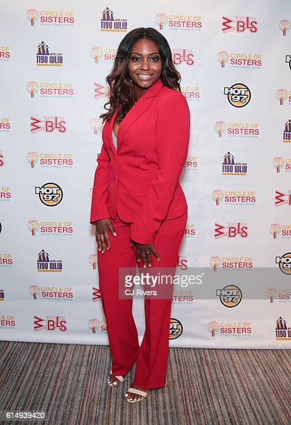Nicole Bell attends the '2016 Circle of Sisters' at Jacob Javits Center on October 15 2016 in New York City