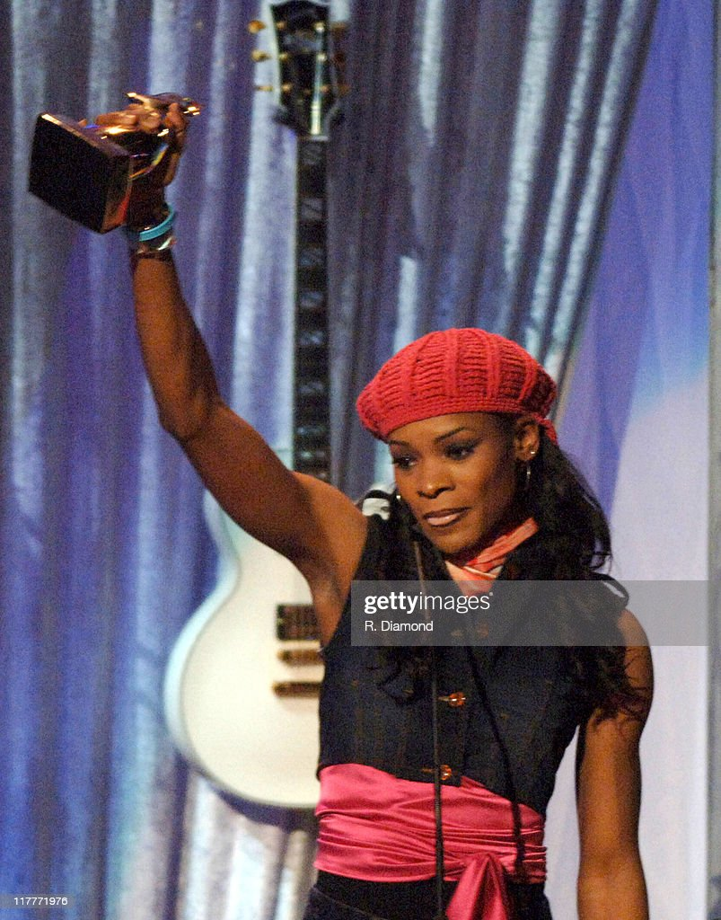 <a gi-track='captionPersonalityLinkClicked' href=/galleries/search?phrase=Nicole+C.+Mullen&family=editorial&specificpeople=2661301 ng-click='$event.stopPropagation()'>Nicole C. Mullen</a> wins Female Vocalist of the Year during 36th Annual GMA Music Awards - Show at Grand Ole Opry House in Nashville, Tennessee, United States.