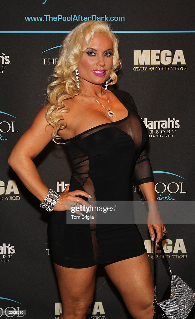 Nicole 'Coco' Austin hosts The Pool After Dark at Harrah's Atlantic City on Saturday April 7, 2012 In Atlantic City New Jersey.